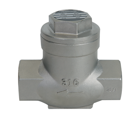 Model 909 Threaded and Socket Weld Check Valve