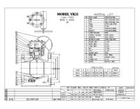 YK32 #150 – #300 Size 8 Inch