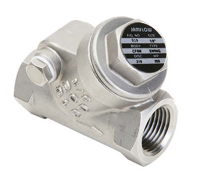 Stainless Steel Swing Check Valves