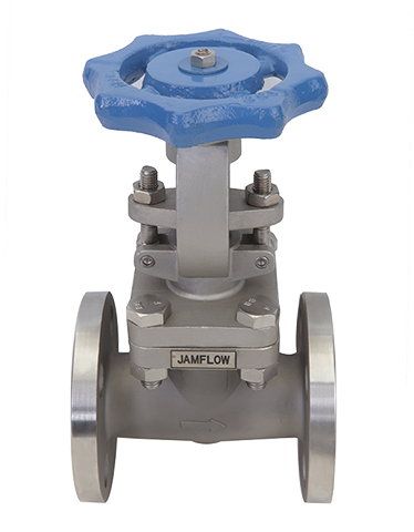 Model YK-18 Flanged Globe Valve