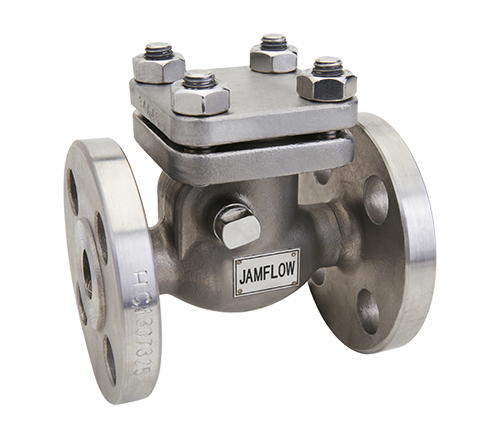 Model YK-20 Flanged Check Valve