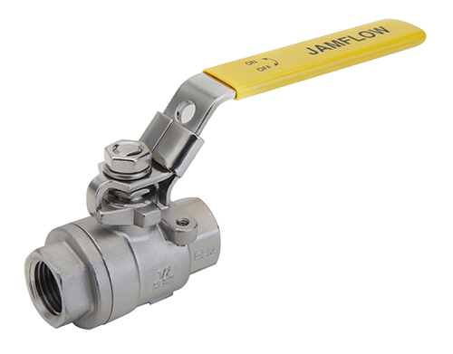 Model YK-523 Threaded Ball Valve